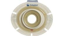 Huidplak, Coloplast Sensura Click, convex light
