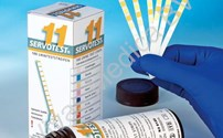 Urine Teststrips, Servotest 11, Huismerk