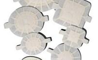 Wondzorg, Folie Verband, 3M, Tegaderm Foam Adhesive, Ovaal, Steriel, Afmeting: 10 x 11cm