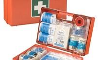 EHBO, Verbandkoffer, Medi Multi BHV, met vakindeling