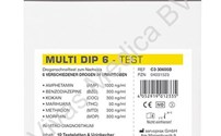 Drugs UrineTeststrips, Cleartest, Huismerk