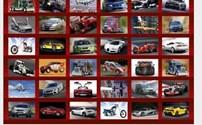 Speelgoed, beloningsstickers Voertuigen serie 31025, 36 verschillende motieven