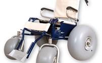 Stoelen, Transportstoel, Model Wombat, Outdoor model, Met brede luchtbanden